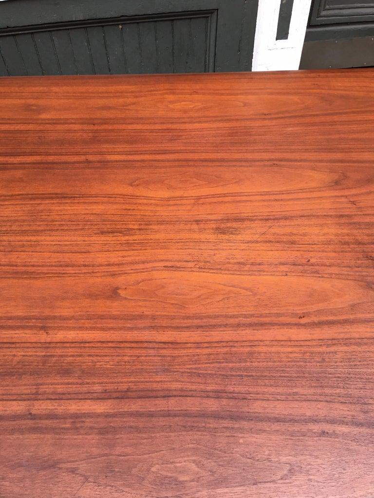 Moreddi Teak Refractory Dining Table 4