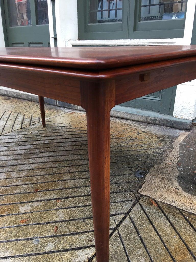 Danish Moreddi Teak Refractory Dining Table