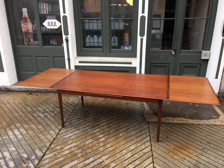 Mid-20th Century Moreddi Teak Refractory Dining Table