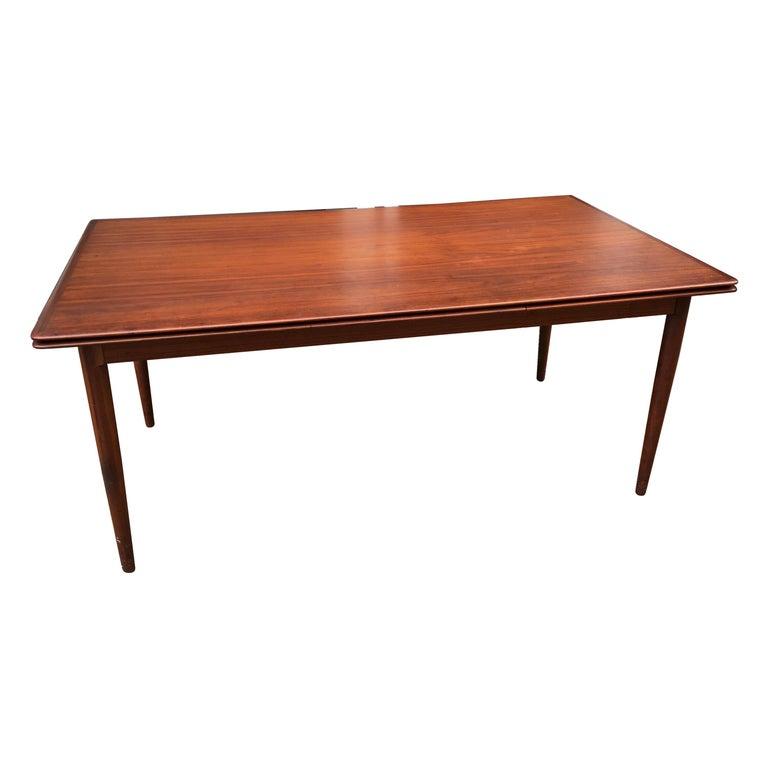 Moreddi Teak Refractory Dining Table