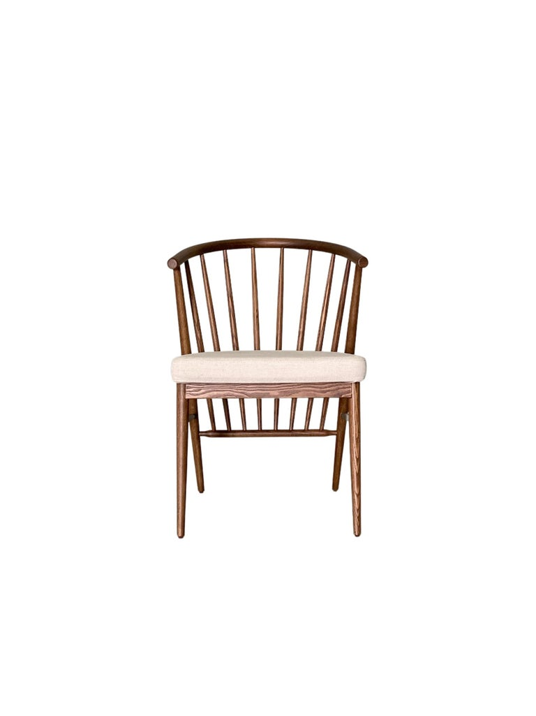 Morelato, Jenny Chair in Ash Wood For Sale 5
