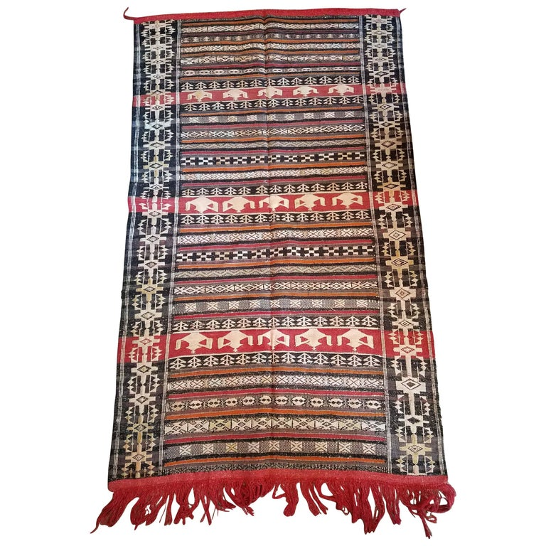 Moroccan Atlas Carpet / Rug, Atlas 2 For Sale At 1stdibs