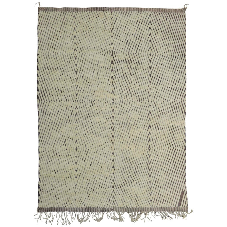 Moroccan Berber Rug For Sale