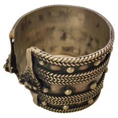 Moroccan Berber Tribal Cuff