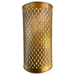 Moroccan Brass Wall Lantern or Sconce