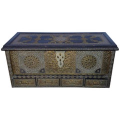 Moroccan Chest / Coffee Table