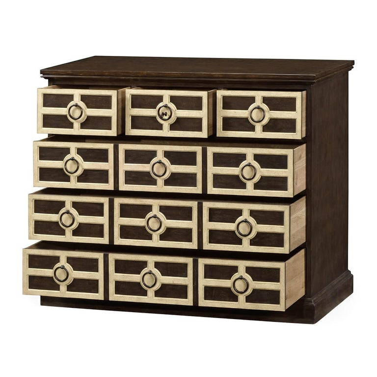 Moroccan Chest of Drawers In New Condition For Sale In Port Chester, NY