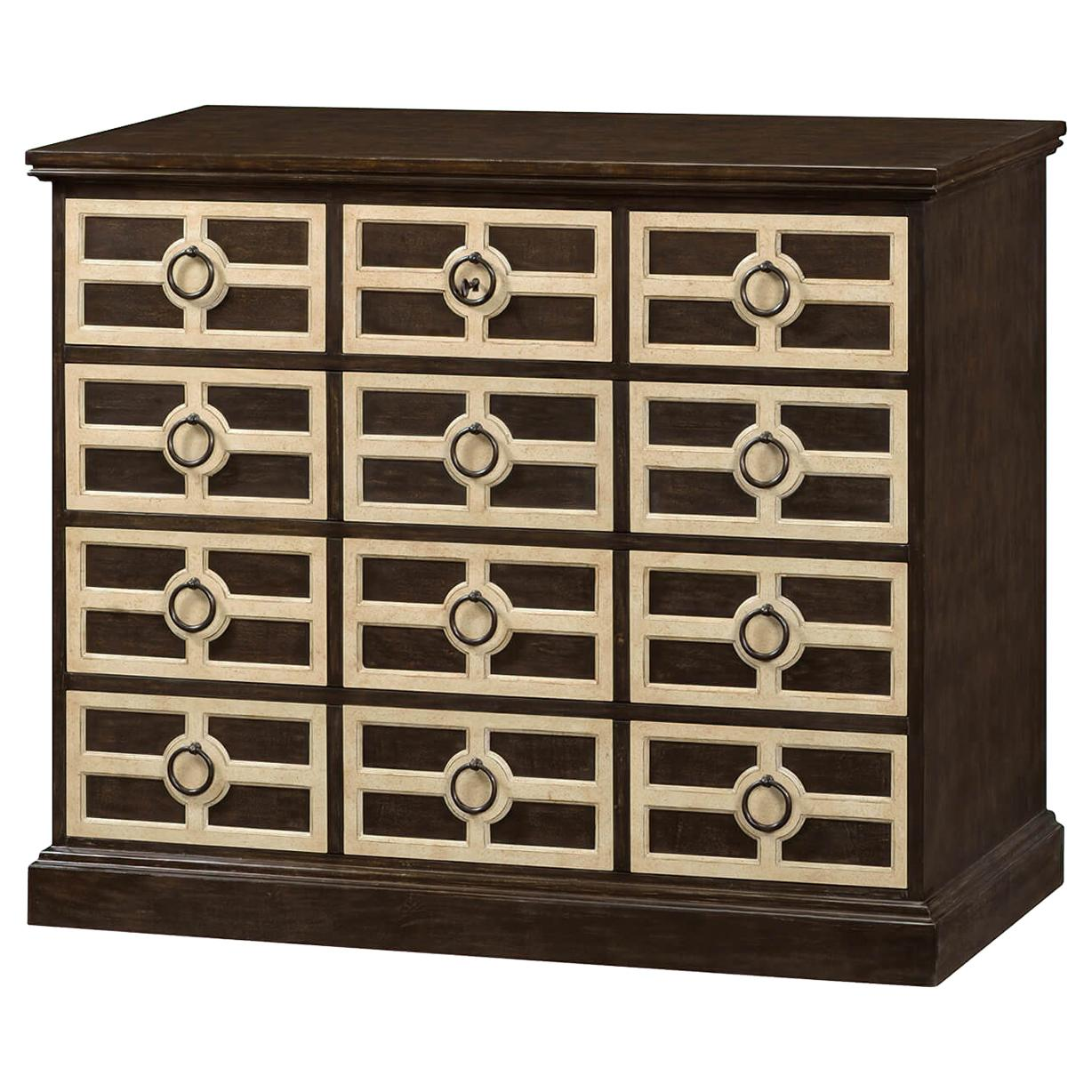 Moroccan Chest of Drawers
