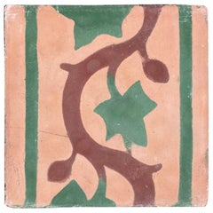 Moroccan Encaustic Cement Tile Sample
