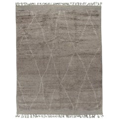 Moroccan Fluffy Collection Rug, 10'1 x 13'11