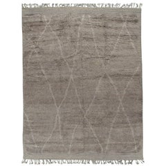Moroccan Fluffy Collection Rug, 9'2 x 12'