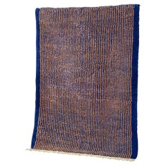 Moroccan Hand Knotted Wool Rug by Julie Richoz