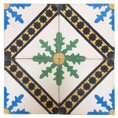 Moorish Flooring