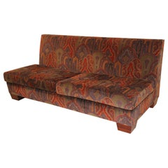 Moroccan Moorish Sofa