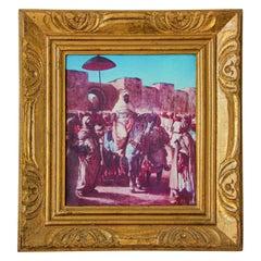 Moroccan Orientalist Framed Giclee