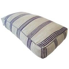 Moroccan Ottoman  Berber Pouf  Floor Cushion  Floor Pillow from Morocco