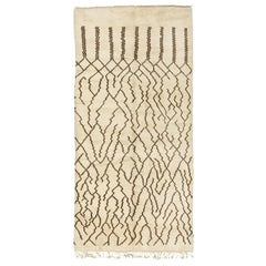 Moroccan Rug Middle Atlas Tribe Atlas Collection