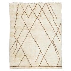 Moroccan Rug Middle Atlas Tribe Atlas Collection