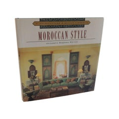 Moroccan Style Book