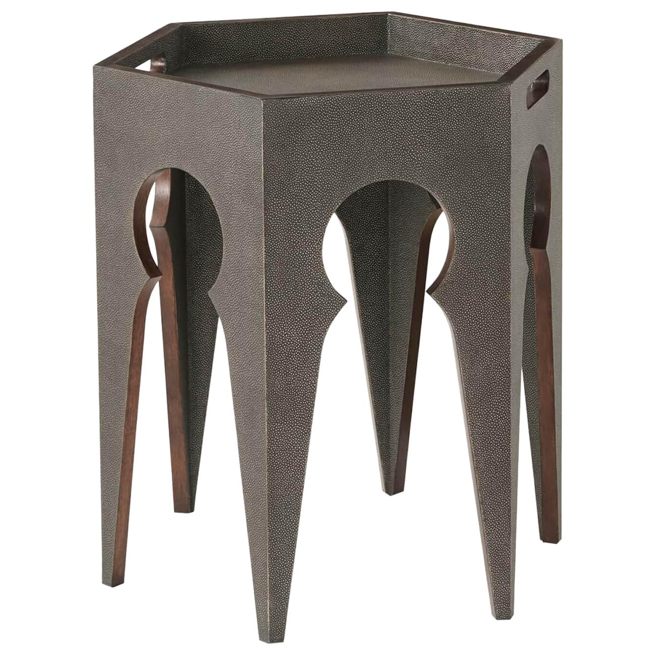 Moroccan Style End Table