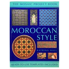 Moroccan Style Mosaic Project Book Paperback