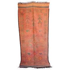 Moroccan Vintage Berber Tribal Rug