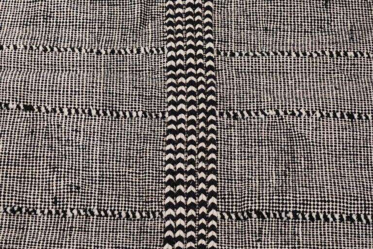 Moroccan Zanafi rug.
