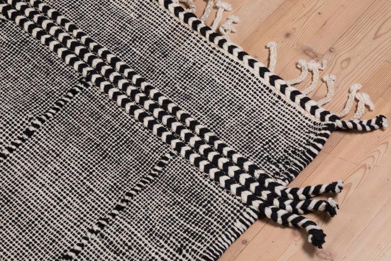 Contemporary Moroccan Zanafi Rug For Sale