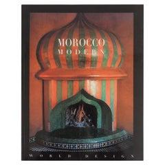 Morocco Modern World Design Book