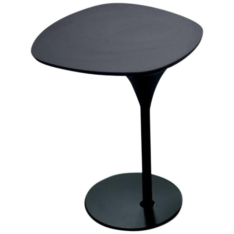 For Sale: Black Moroso Bloomy Table by Patricia Urquiola