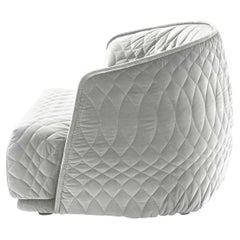 Moroso Rendondo Swivel Armchair by Patricia Urquiola