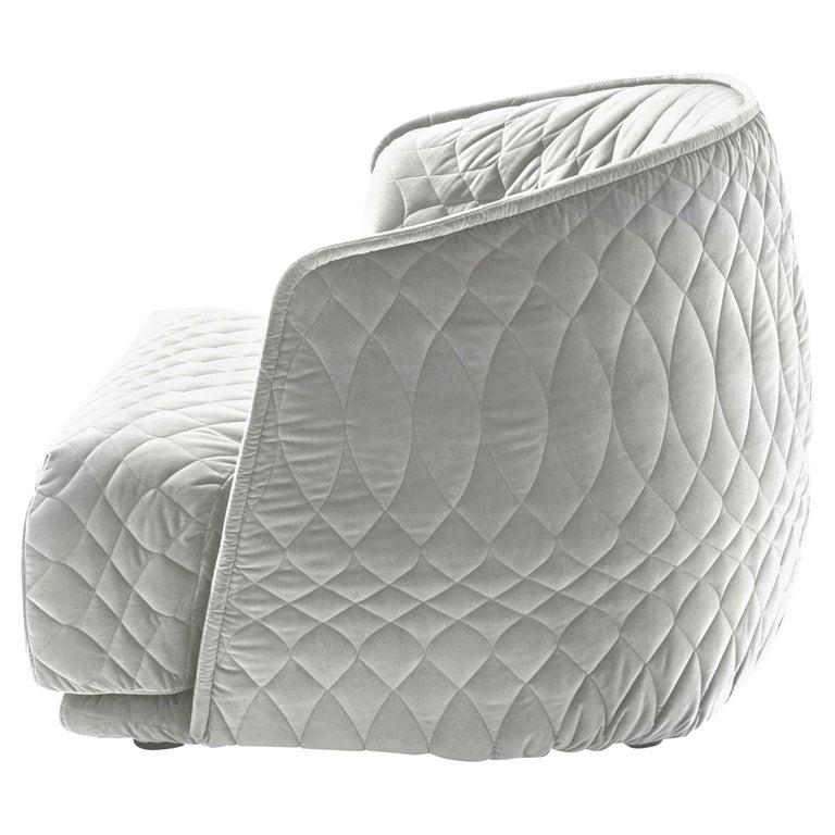 Moroso Rendondo Swivel Armchair by Patricia Urquiola For Sale