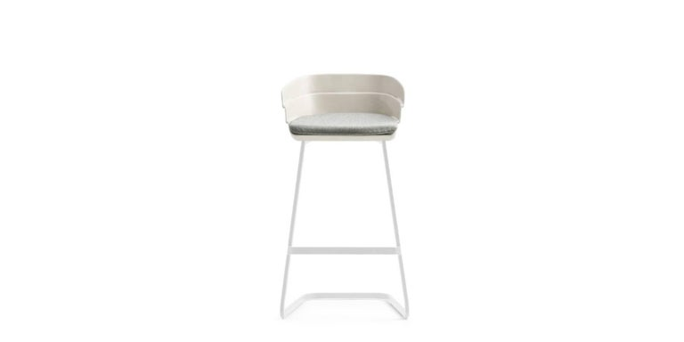 Moroso Rift Counter Stool By Patricia Urquiola In Six