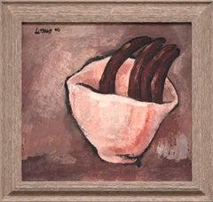 Bowls of Bananas