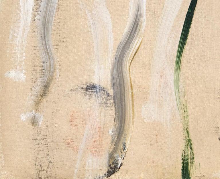 Mulatta - Post-War Painting by Morris Louis