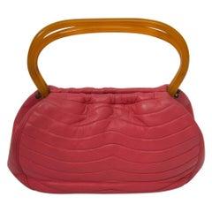Morris Moskowitz Rose Pink 1960s Bag