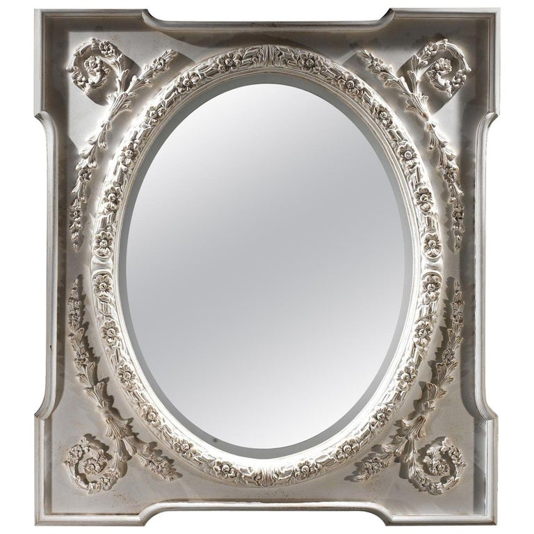 Morris Wall Mirror by Spini Firenze