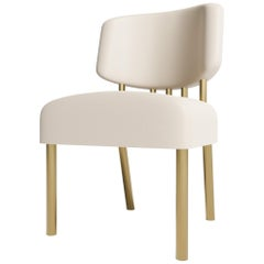 Morro Dining Chair by Ortiz Milano