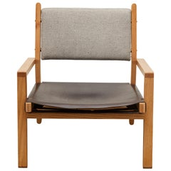 Morro Lounge Chair by Lawson-Fenning