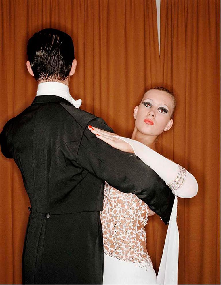 Morten Nilsson Portrait Photograph - Untitled (Dance.04)