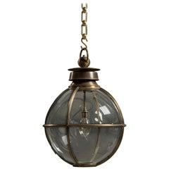 The Jamb Morton Victorian Hanging Globe Lantern