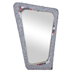 Mosaic Mirror Mod. 'Carmen', 20th Century