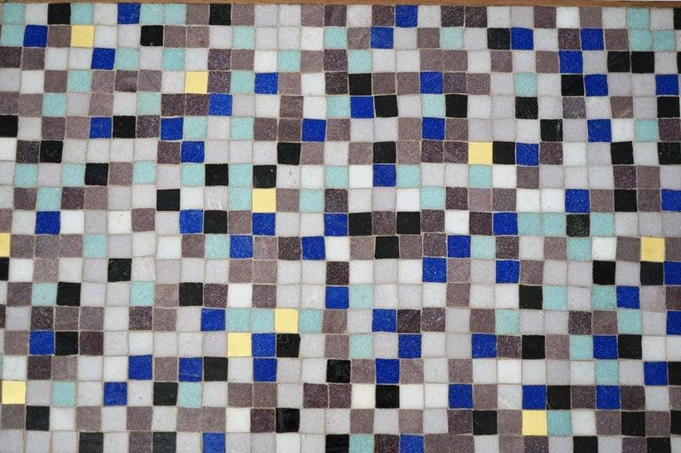 Mosaic Tile Side Table by Vladimir Kagan for Kagan-Dreyfuss, circa 1955 For Sale 3