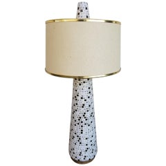 Mosaic Tile Table Lamp