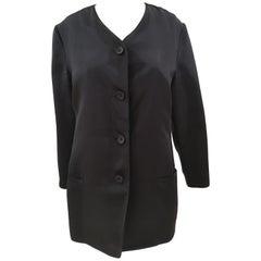 Moschino black blazer