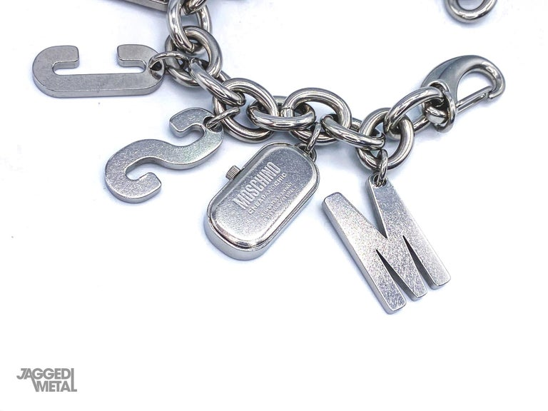 MOSCHINO Bracelet Vintage 2000s  For Sale 1