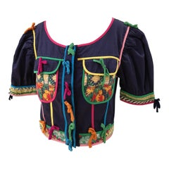 Moschino Cotton Jacket