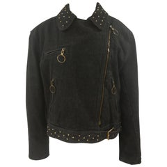 Moschino denim Cotton Jacket