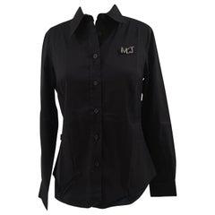 Moschino Jeans black cotton shirt