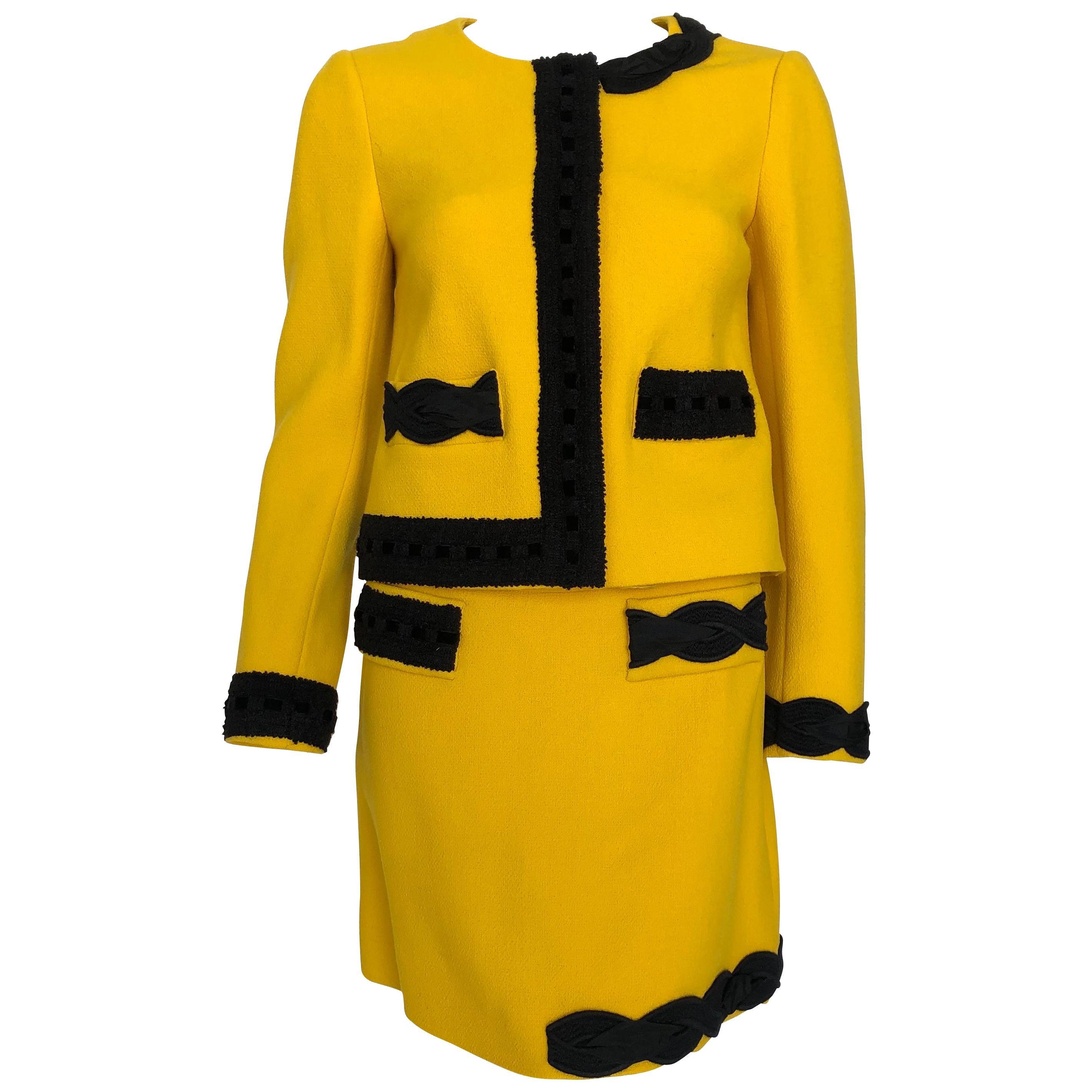 MOSCHINO Suit
